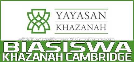 Biasiswa Khazanah-Cambridge untuk peringkat Ijazah Sarjana Muda | Scholarship