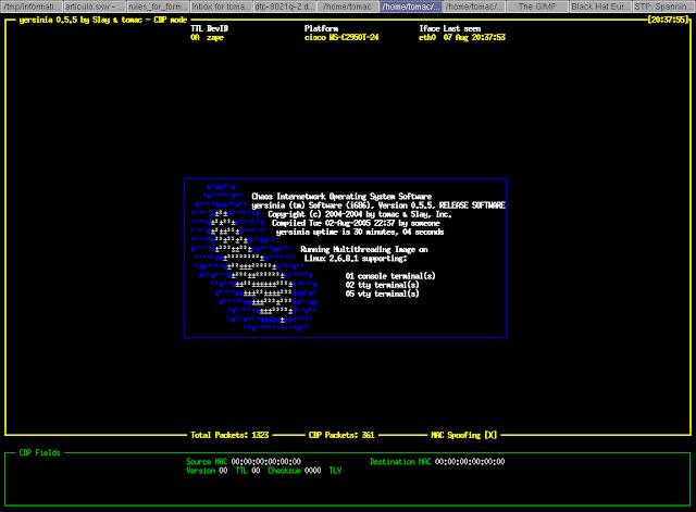 spanning tree protocol pdf free download
