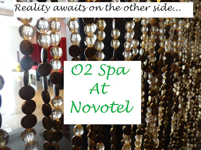 EXPERIENCE: Sisters at O2 Spa, Novotel image