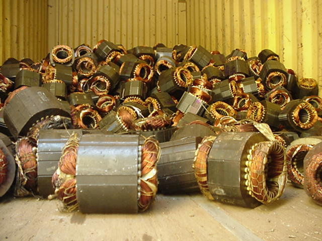 Metal Qualities: How to ready scrap copper wire for sale