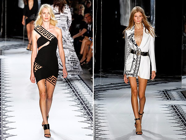 Fashion Week in New York_Anthony Vaccarello show