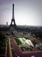 Trocadéro Tour Eiffel