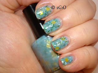 dreamy lacquer company DLC daffodil days