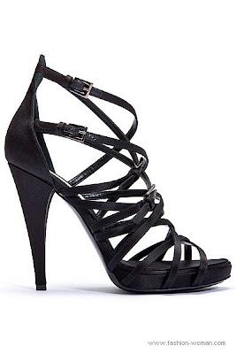 obuv barbara bui vesna leto 2011 06 Жіноче взуття від Barbara Bui