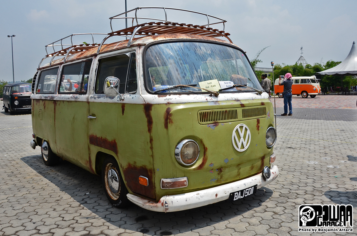 beetle spotting volksjohore vw jamboree 2014 powaa garage. Black Bedroom Furniture Sets. Home Design Ideas