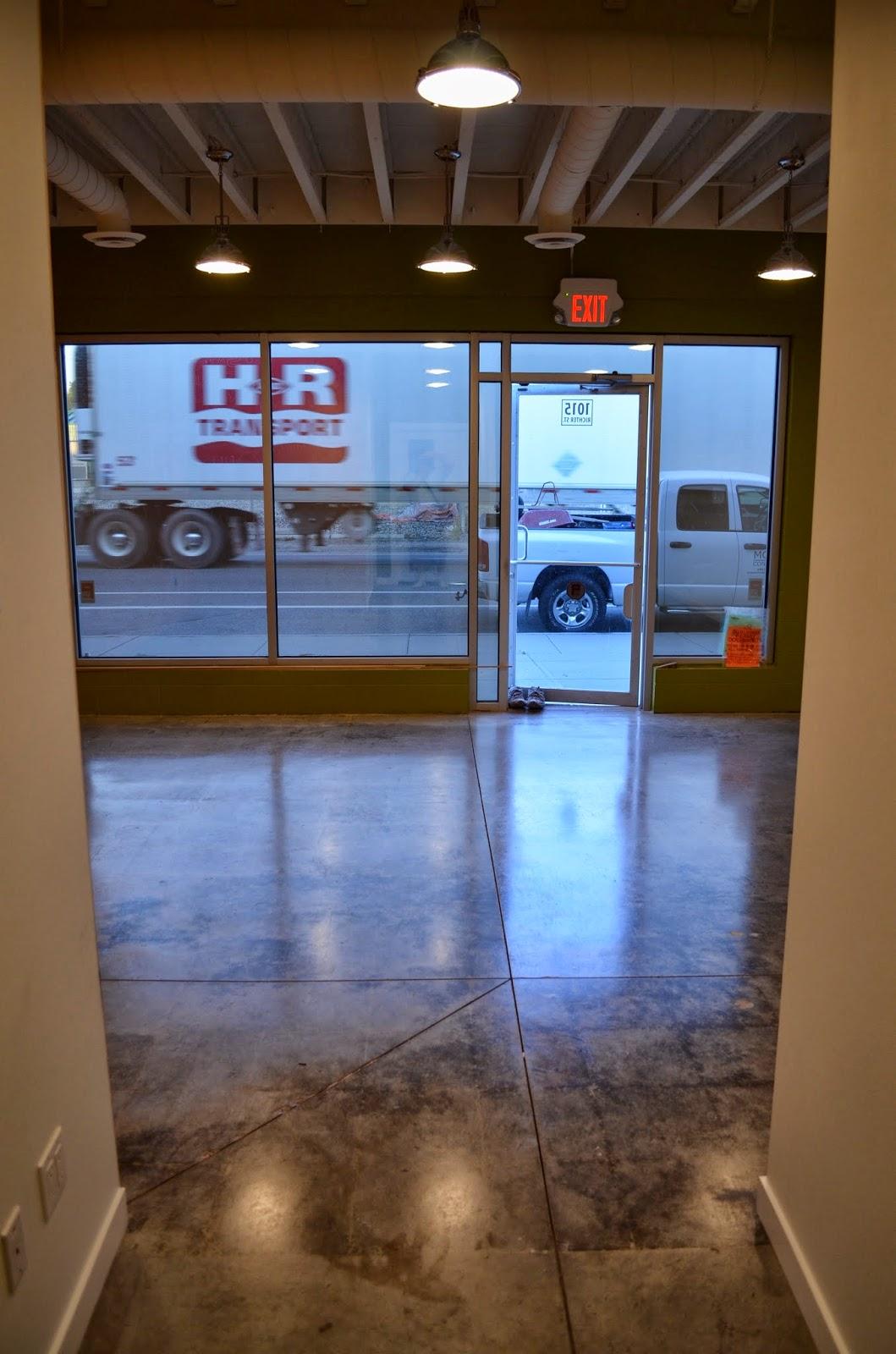 MODE CONCRETE Contemporary Polished Concrete Floors