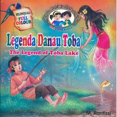 Contoh Narrative Text - The Story Of Lake Toba