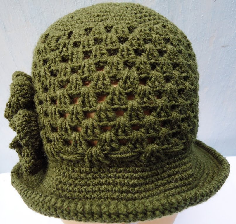 Beginner Hat Crochet - How To Crochet A Hat Directions