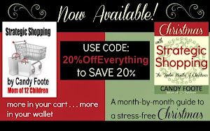 Save 20% on Strategic Shopping E-books!