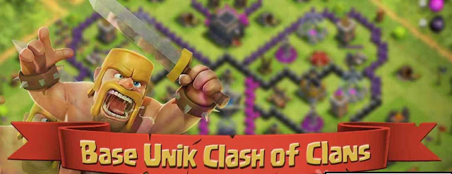 Base Keren Clash of Clans