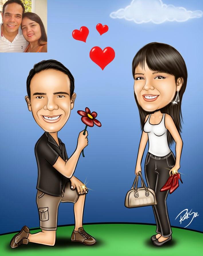 desenhos lindos para casal romântico