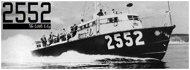 The Restoration Of HSL2552