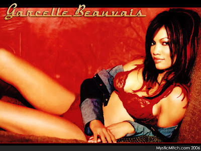 Garcelle Beauvais Sexy Wallpaper