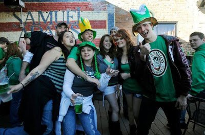 St. Patrick's Day Celebration Seen On www.coolpicturegallery.us