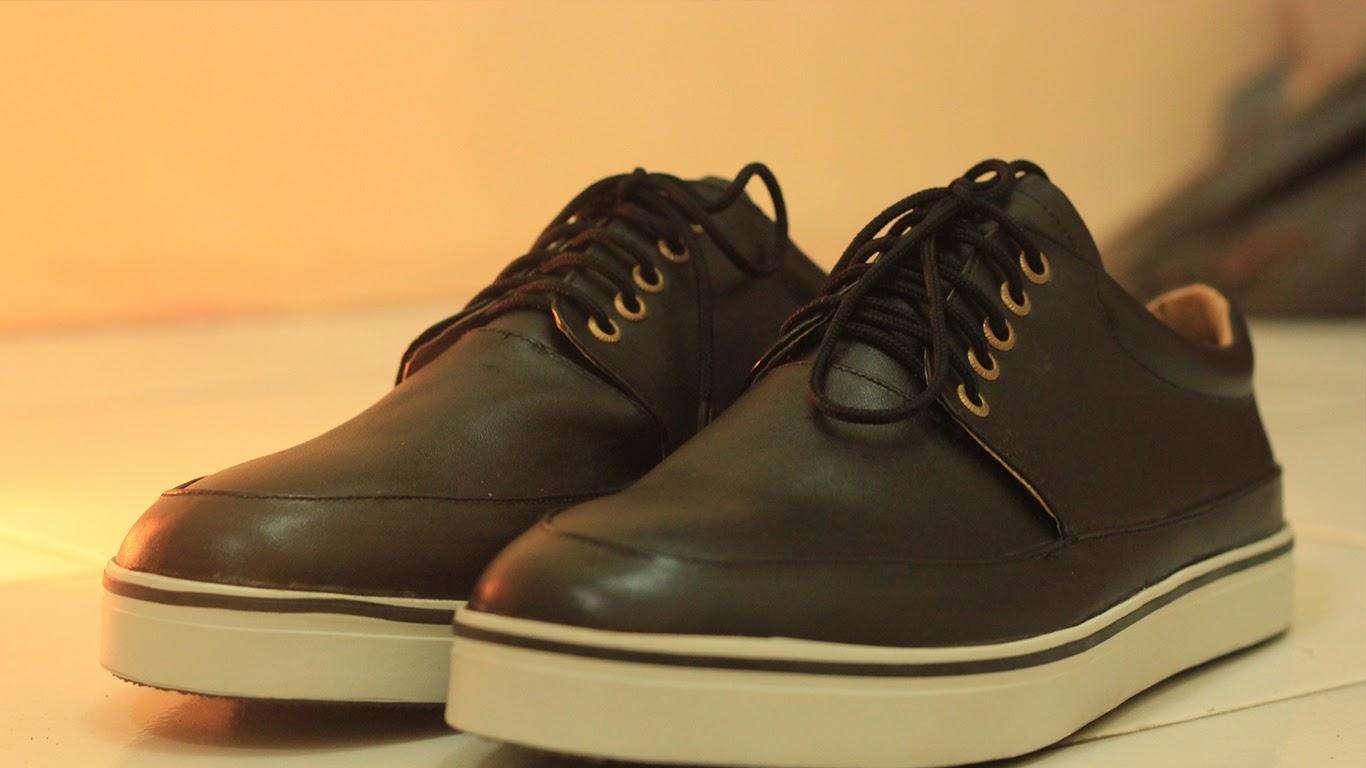 Sepatu Handmade di Solo