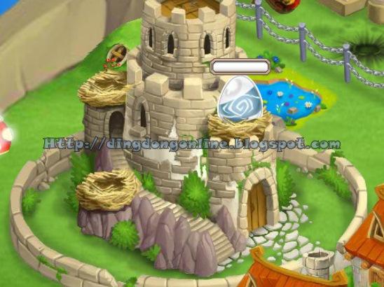 Telur Dari Wind Dragon City