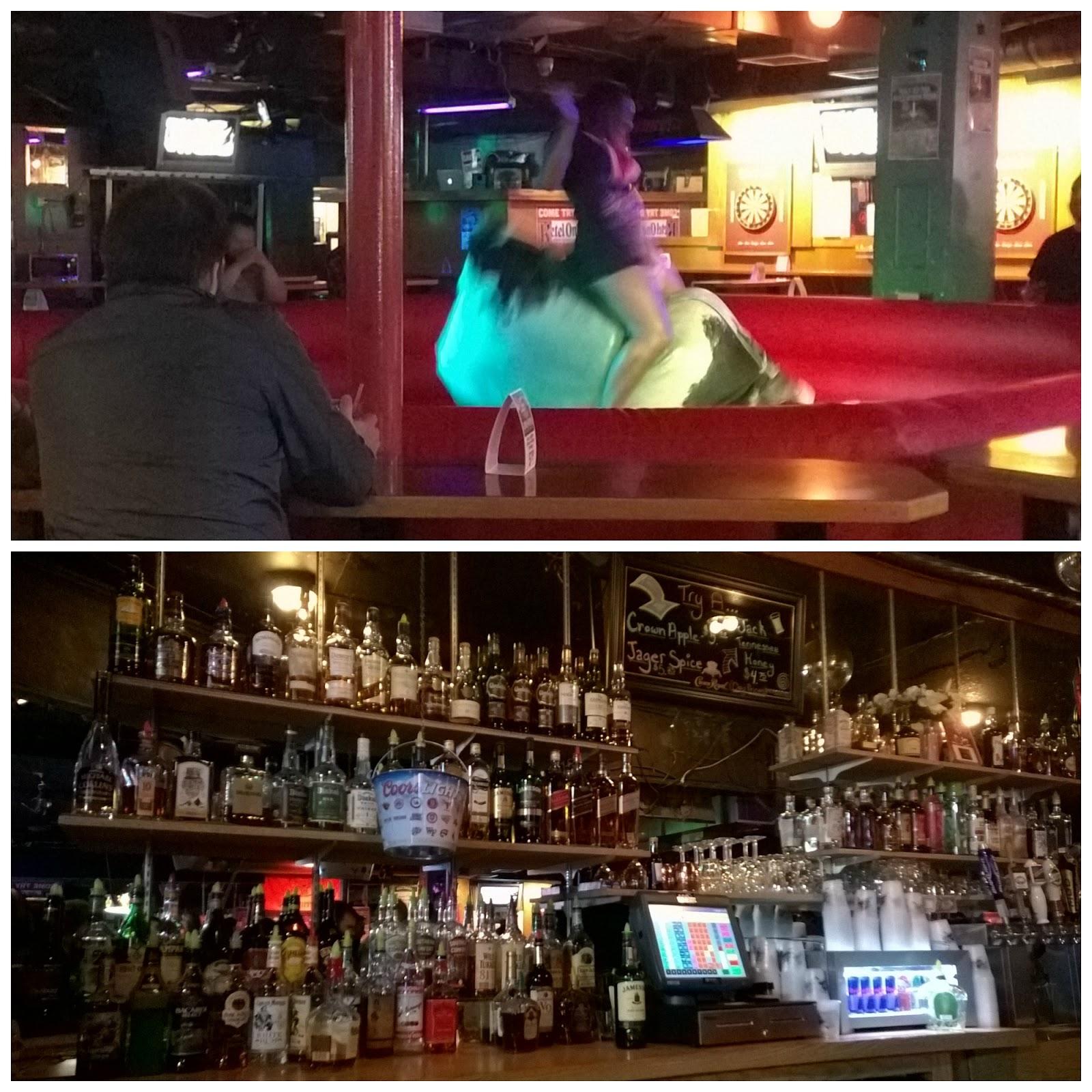 pick up bars anchorage