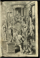 Título: Idea principis christiano-politici centum symbolis expressa  Autor: Saavedra Fajardo, Diego de (1584-1648)