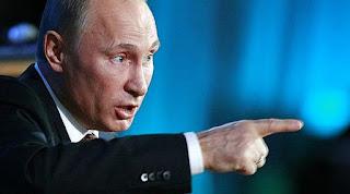Πούτιν προς Τούρκους: Εάν τολμάτε σηκώστε τώρα τα αεροπλάνα σας!