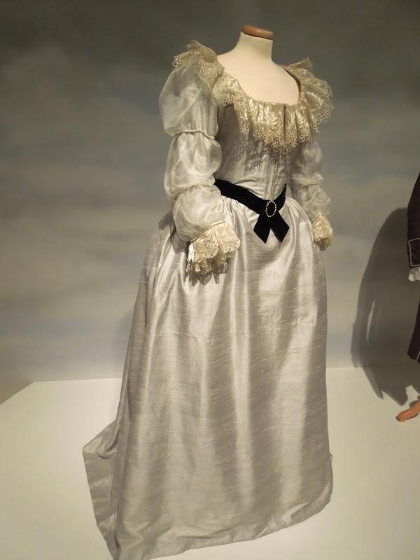 Marisa Berenson Lady Lyndon gown Barry Lyndon
