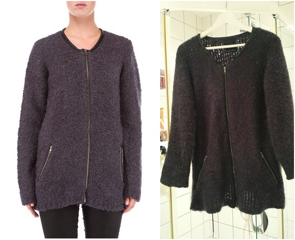DIY: How to unshrink wool clothing. Before and after.