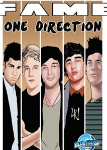 One Direction hata en comic :D