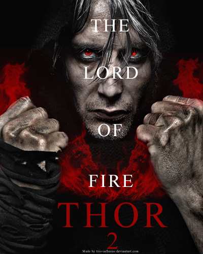 The Lord of Fire Pic (Thor 2)