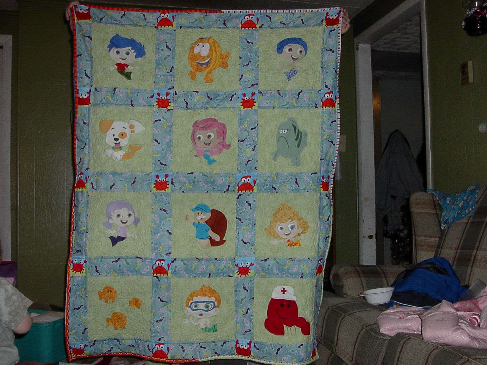 Linda 39 s bee hive february 2013 for Jake quilted bedding