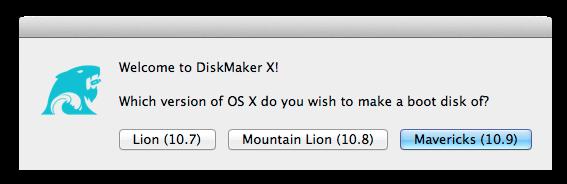 DiskMaker X