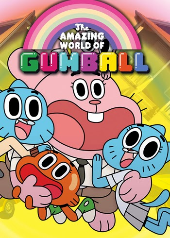 The Amazing World Of Gumball Season 1 2011 poster
