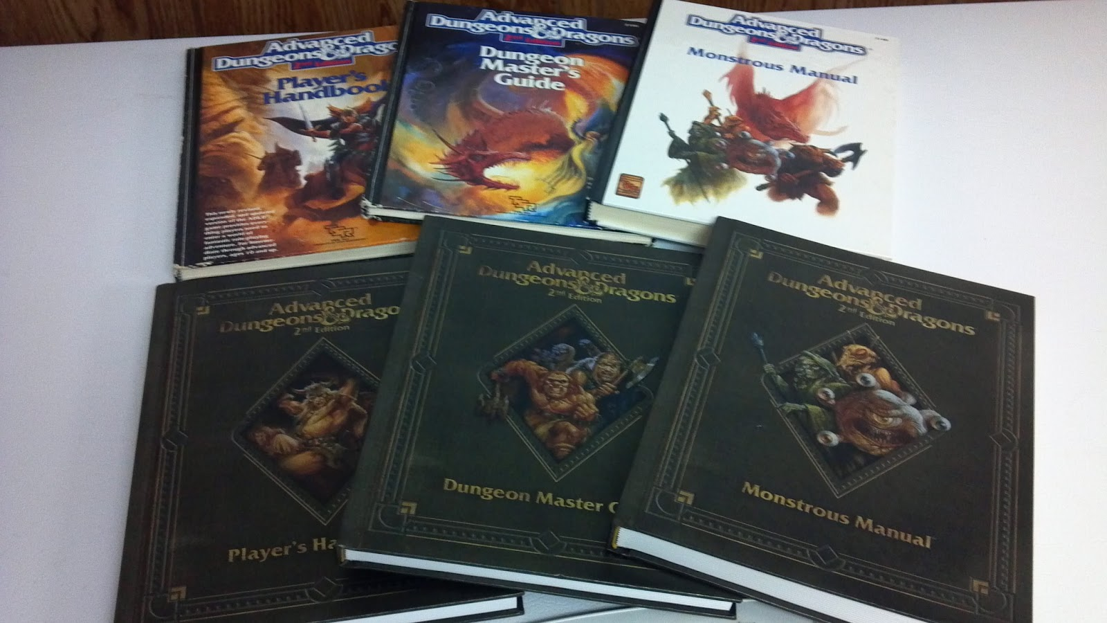 ad d 2nd edition dungeon master guide pdf