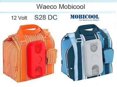 Mobicool S28 Picnic Cooler Bag 12V DC 28L now at RM 260.00 only!