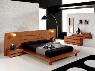 kamat tidur minimalis modern