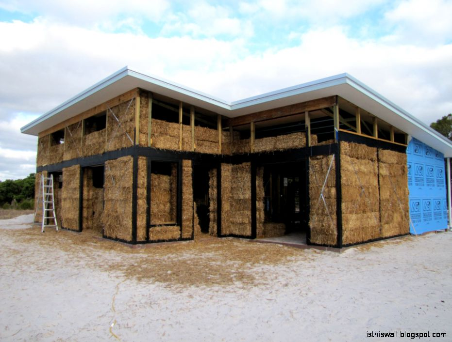Straw bale home designs this wallpapers - Home construction designs ...