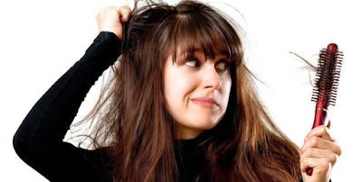 Cara Mengatasi Rambut Rontok dengan Cara Alami