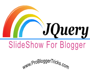 Jaquery Slideshow For Blogger