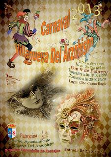 Carnaval de Villanueva del Arzobispo 2013