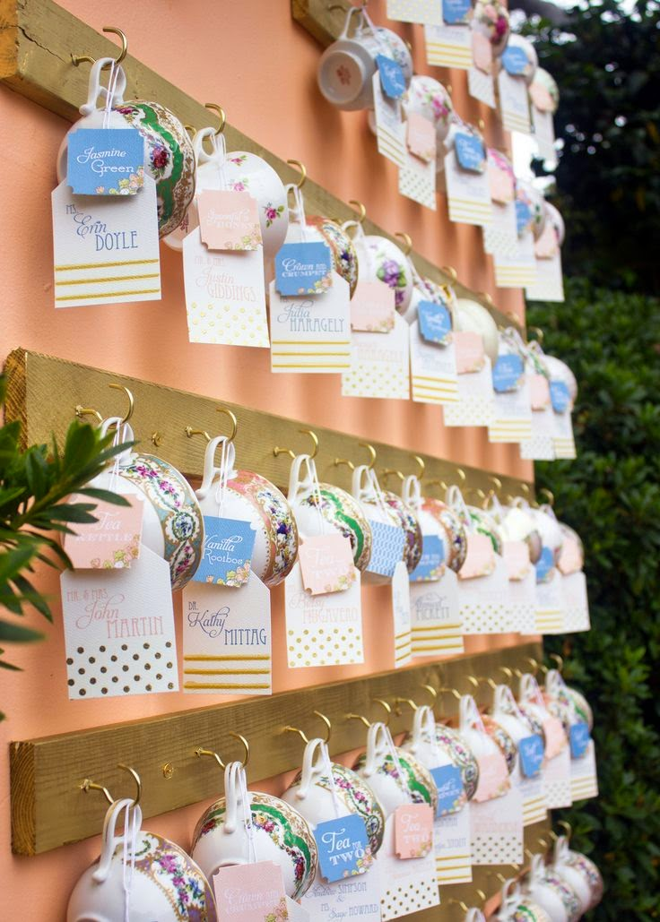 Blog mi boda 7 ideas originales para bodas con decoraci n - Cosas de boda originales ...
