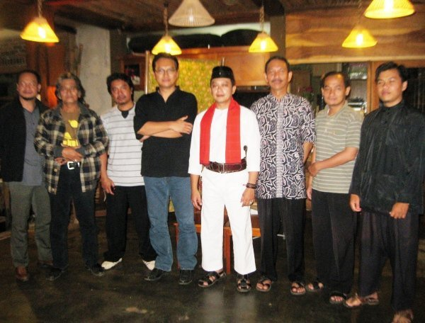 Bersama Para Pendekar Tatar Sunda