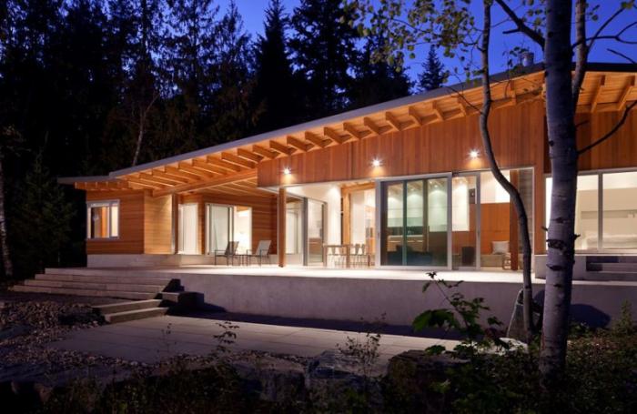 Canadian Kit Homes Uk