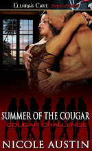 Summer of the Cougar by Nicole Austin
