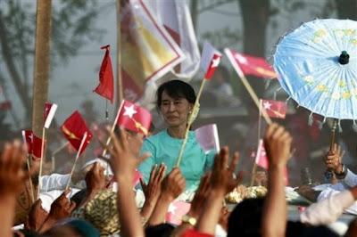 Daw Suu in NPD