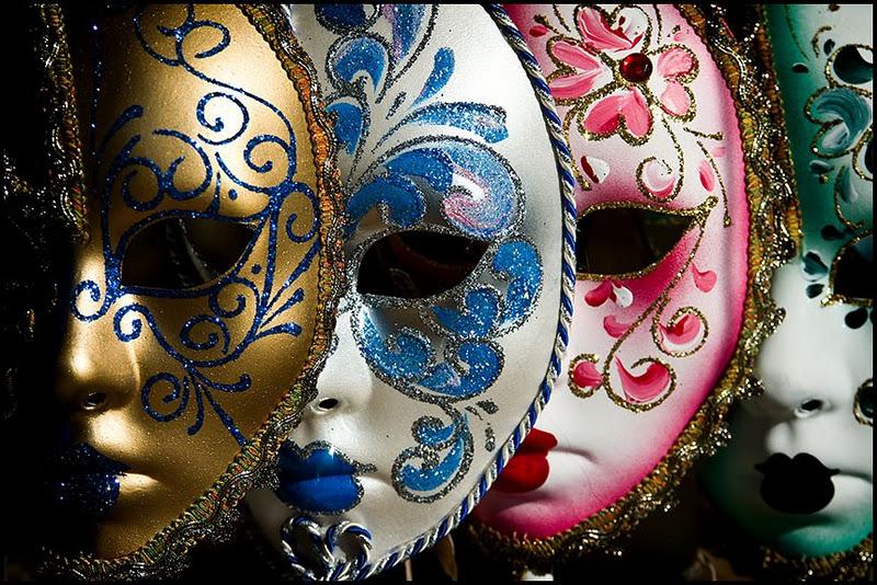 El rinc n de los peques m scaras para el carnaval - Mascaras para carnaval ...