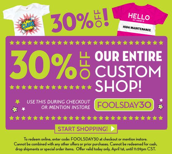 Psychobaby Custom Shop