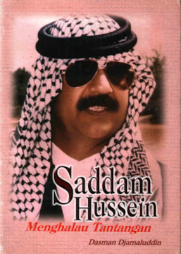 "MY BOOK: ""SADDAM HUSSEIN MENGHALAU TANTANGAN."""