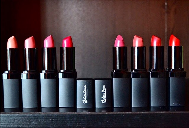 a picture of Chelsea Dawn Lipsticks