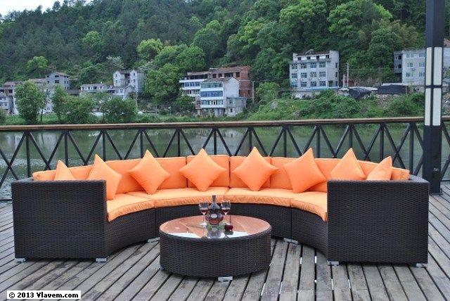 Bed en breakfast casa rural la huerta lounge zetel for Lounge zetel