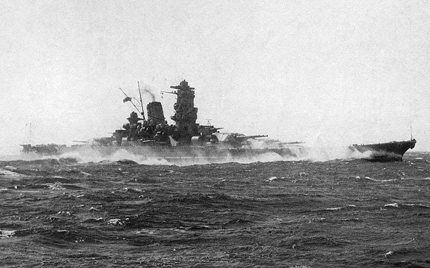 Warship: Yamato-class battleship, Japan