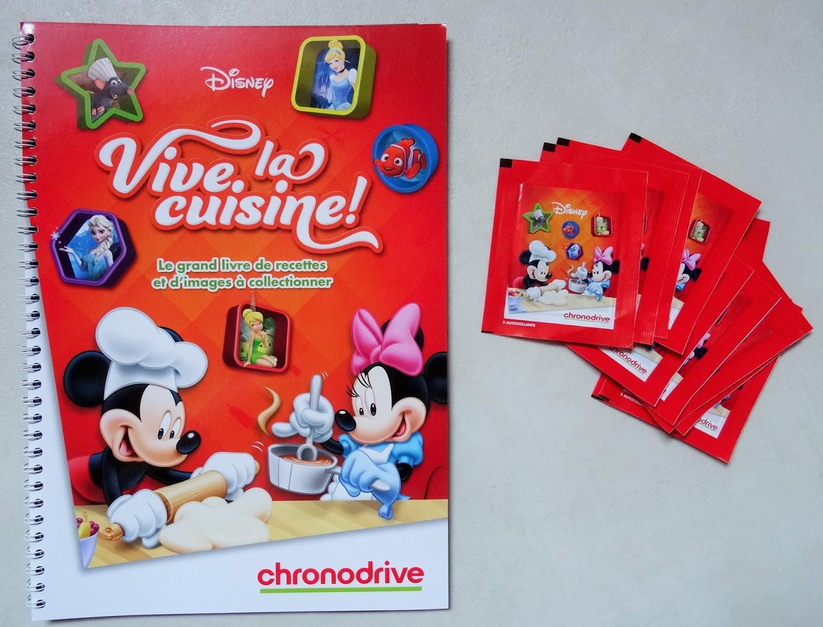Les Mercredis De Julie Grand Livre Disney Vive La Cuisine