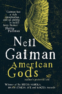 American Gods - Neil Gaiman | One of Dani's Favourite Books